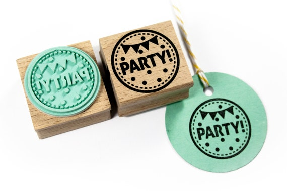 PARTY! stempel