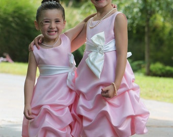 Flower Girl Shoes~Wedding Shoes ~Ballet Flats~ Glittershoes~Lots of Color Choices