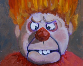 Heat Miser - Fine Art Print