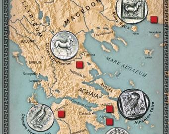 DM 331 Classical Zoo Set - Greece 5x7
