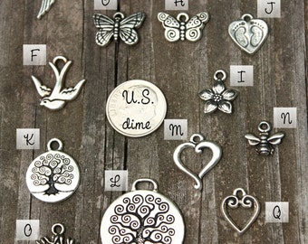Add on Charms US customers Mother's day