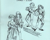 Stuart Press Living History Series:  Dances for Living History Events 1440-1530 Reference Book