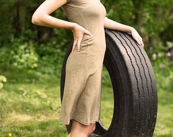 Milkweed layering dress