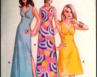 Kwik Sew Pattern 471  Misses' Dresses  Size (8-12)
