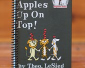 Ten Apples Up On Top! - Spiral Bound Hardcover Notebook