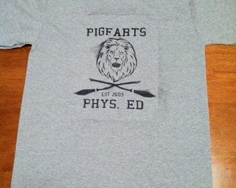Pigfarts, Phys Ed, A Very Potter Musical, Starkid, Shirt