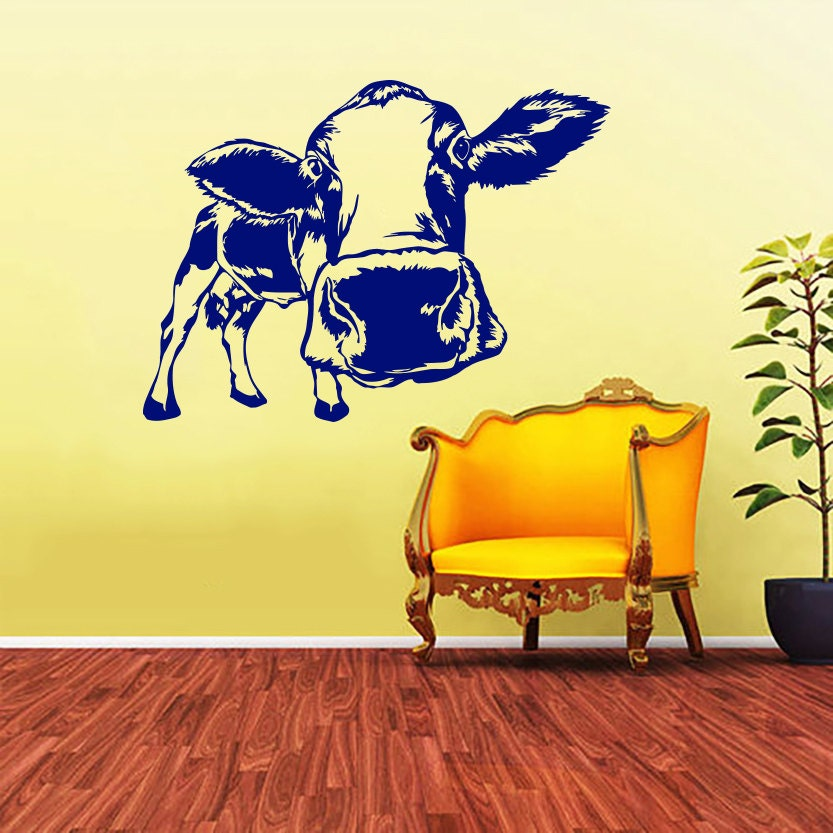 Cow Wall Decal - Elitflat