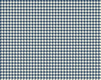 Trendsetter Houndstooth by Fancy Pants designs for  Riley Blake Designs