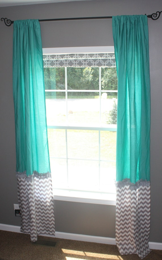 teal bedroom curtains unavailable listing on etsy 13474