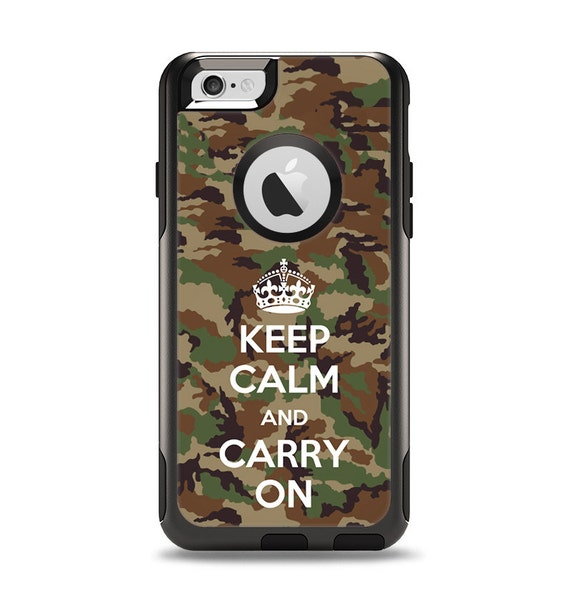 Iphone  Camouflage Otterbox Case
