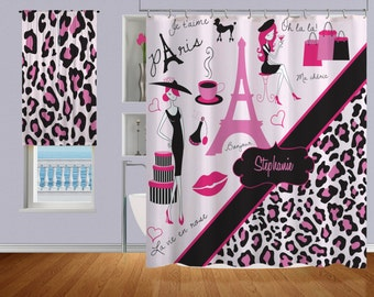 Leopard bathroom | Etsy