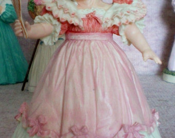 My First Dance by Maud Humphrey – Limited Edition Figurine - 1730