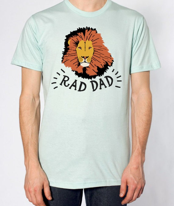 https://www.etsy.com/listing/203378489/dad-t-shirt-fathers-day-gift-lion-rad?ref=teams_post