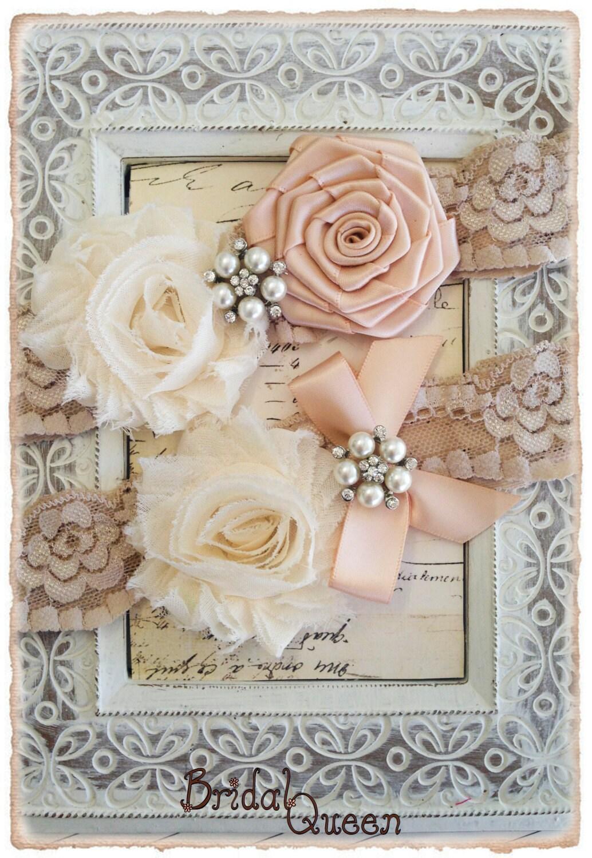 Lace Wedding Garter Set Bridal Garter Set Lace Wedding