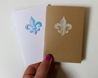 Package of two small notebooks for Saint-Jean-Baptiste