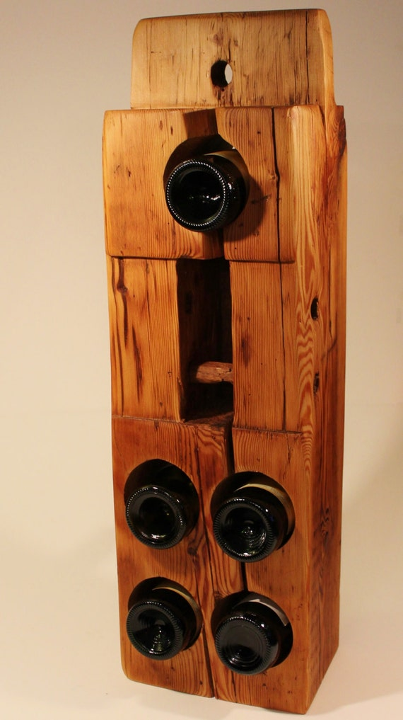 barnwood wine rack reclaimed wood wine rack wine storage maine barn wood beam 1489