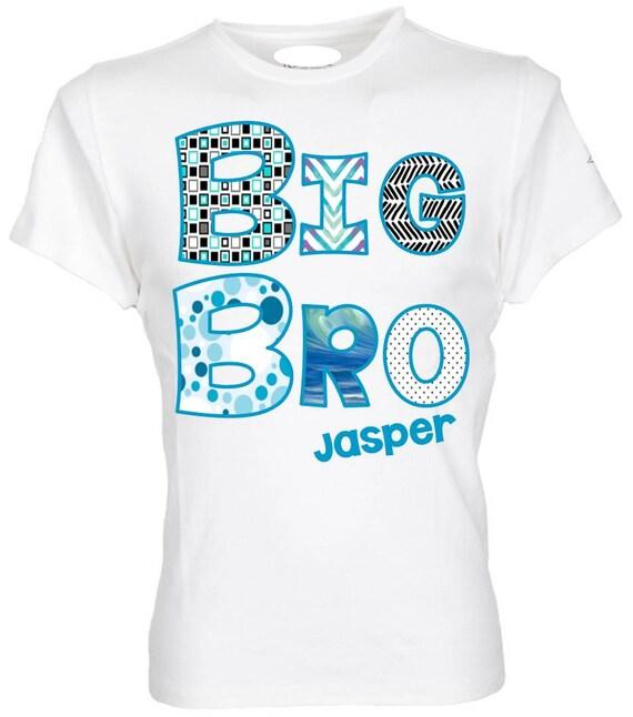 Big brother birth announcement shirt onesie coordinating for Big sister birth announcement shirts