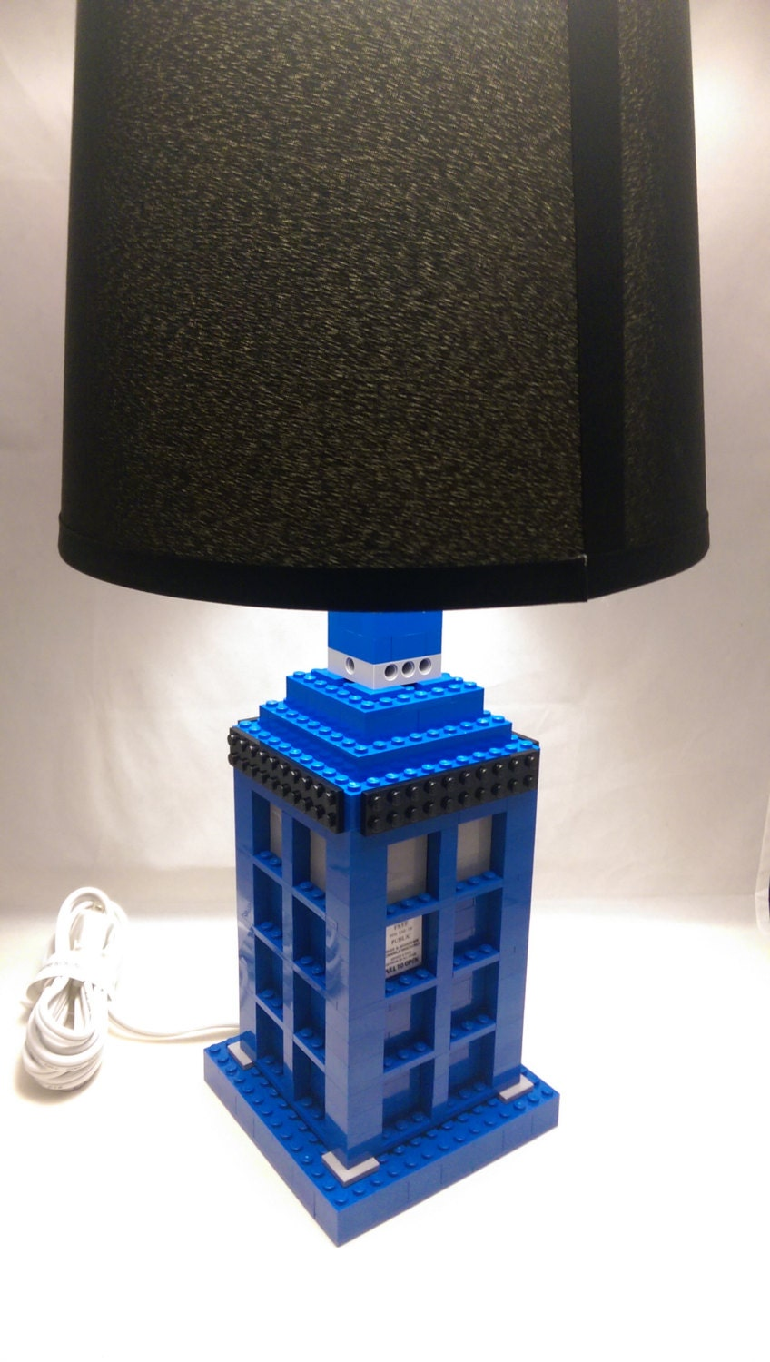 Doctor Who Tardis Lego Lamp Doctor Who Lamp  Lego Lamp. Tidy Drawers. Industrial Chic Desk. Flip Top Desk. Wooden Desk Accessories. Roccaforte Game Desk. High Top Outdoor Table. Cabinet With Doors And Drawers. Motorized Sit Stand Desk