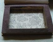 Men's Jewelry Box - Secret Compartment Book - Men's Trinket Box - Handmade Hollow Book