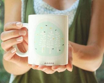 Mug - Minimal - Mint