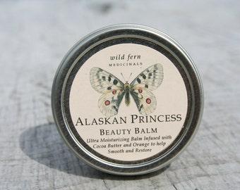 Alaska Princess Beauty Balm // Orange Oil // Cocoa Butter