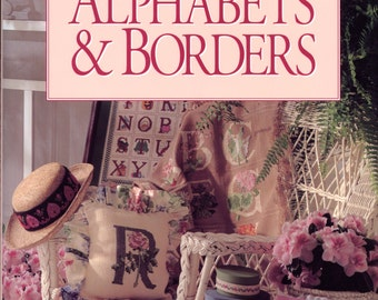 Better Homes and Gardens: Cross Stitcher's Big Book of Alphabets and Borders | Craft Book