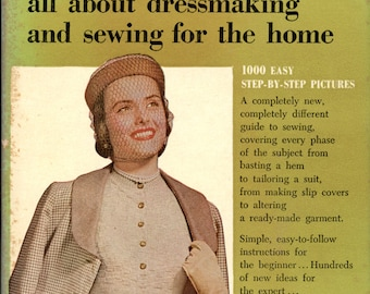 Sewing Made Easy by Mary Lynch and Dorothy Sara (1952 version)