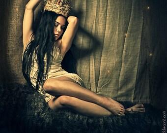 """Fine Art Photography Print- """"Firefly Queen"""""""