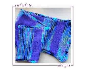 Innovation Knitting Machine Patterns : KNITTING PATTERN pdf Prym or Innovations knitting machine