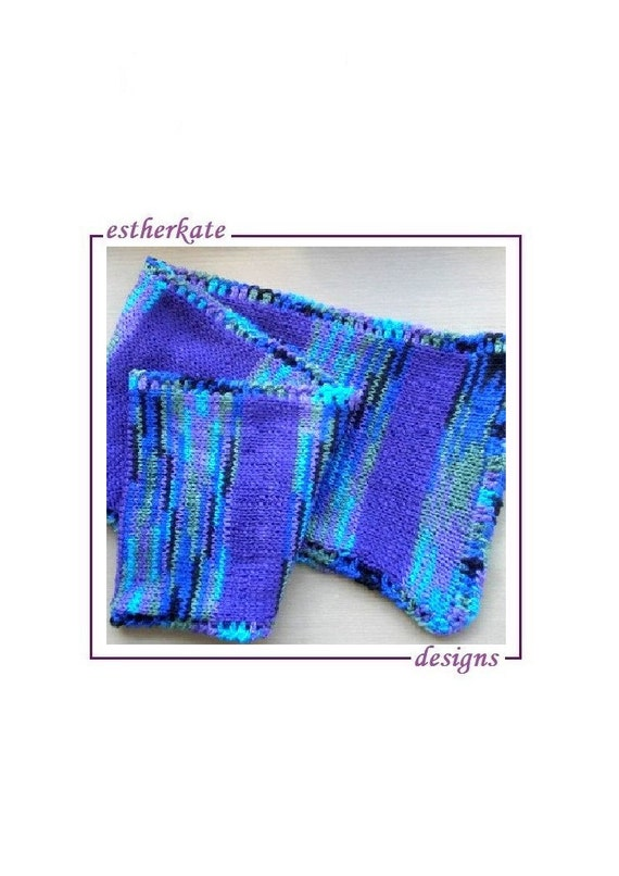 Knitting Machine Scarf Pattern : KNITTING PATTERN pdf machine knit speedy striped scarf