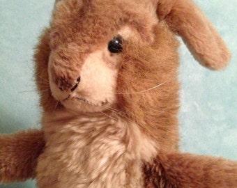 Vintage Steiff Jolly Rabbit Arm Puppet