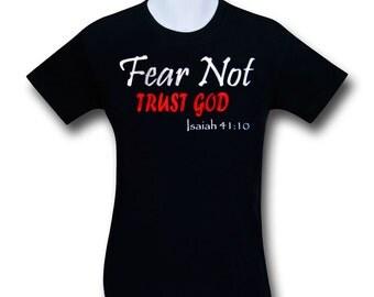 Christian T Shirt Jesus Shirt Airbrush Christian Tshirt