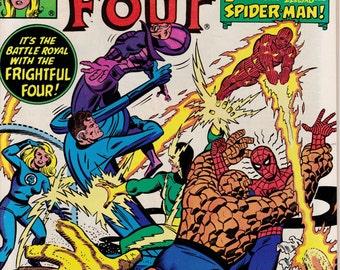 Fantastic Four #218 - May 1980 Issue - Marvel Comics - Grade VF