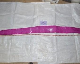 "Cobra Snake Skin Fuschia 60"" Craft Material Grade B (#661)"