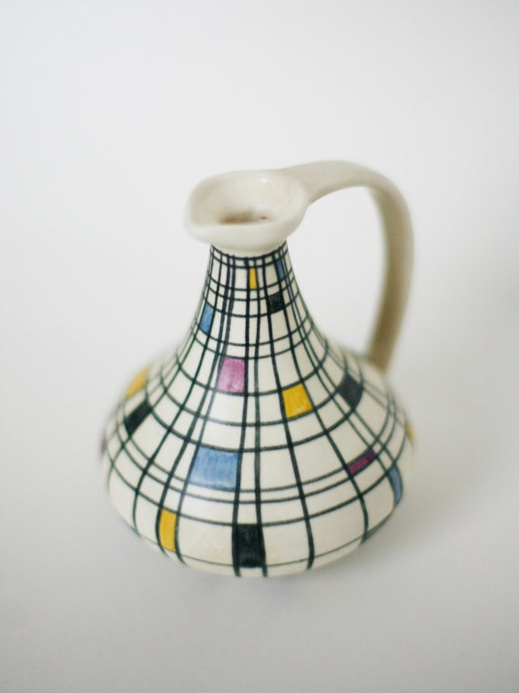 villeroy and boch porcelain jug french art deco vase. Black Bedroom Furniture Sets. Home Design Ideas
