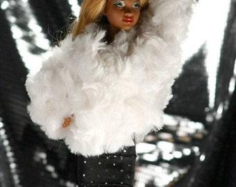 Handmade clothes for Barbie (pelisse): Stilaro