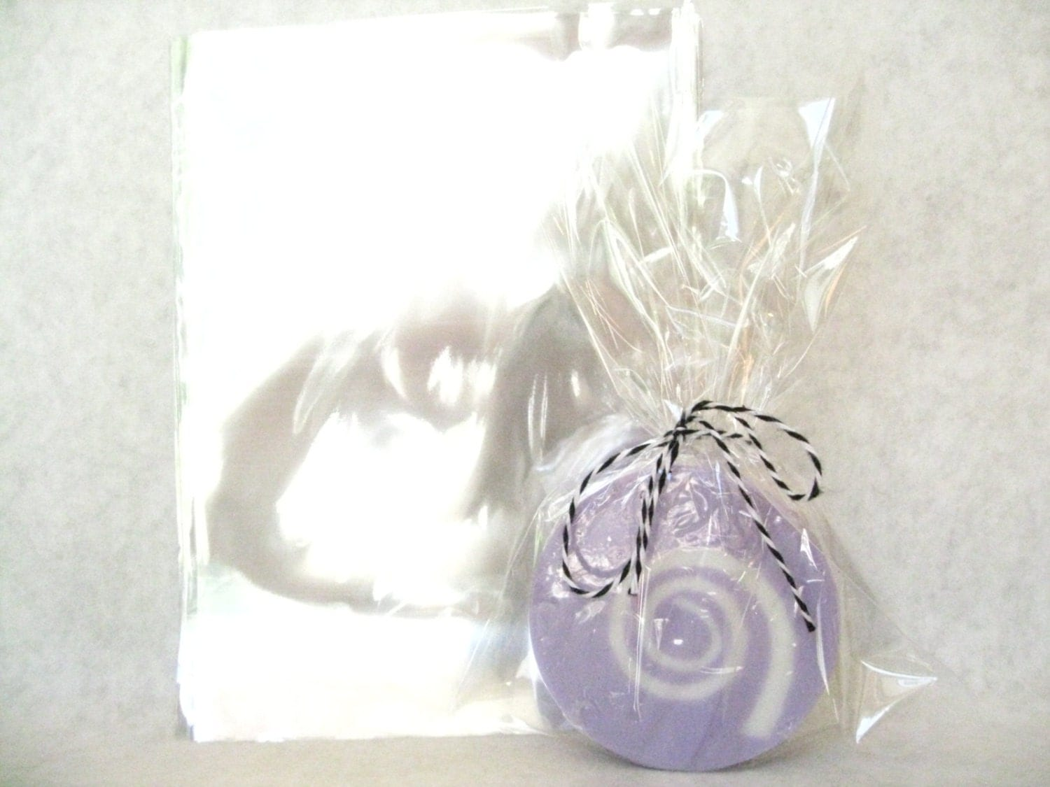 cello clear plastic bags 100 count party favor by thesudscafe. Black Bedroom Furniture Sets. Home Design Ideas