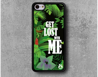 iPhone 5C Case Exotic Jungle + Free Worldwide Shipping
