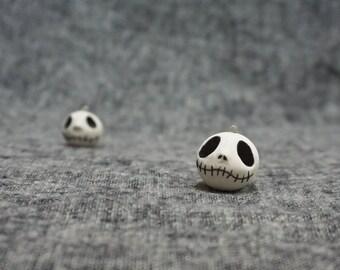 Jack Skellington Skull Head Charm