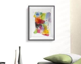 Original Abstract Art, colorful wall painting, wall decor, Painting, Abstract, Modern Art, contemporary art