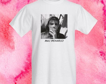 Mac Demarco T Shirt