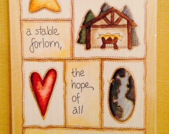 Stamps Happen - 90128 - A Shining Star by Heidi Satterberg