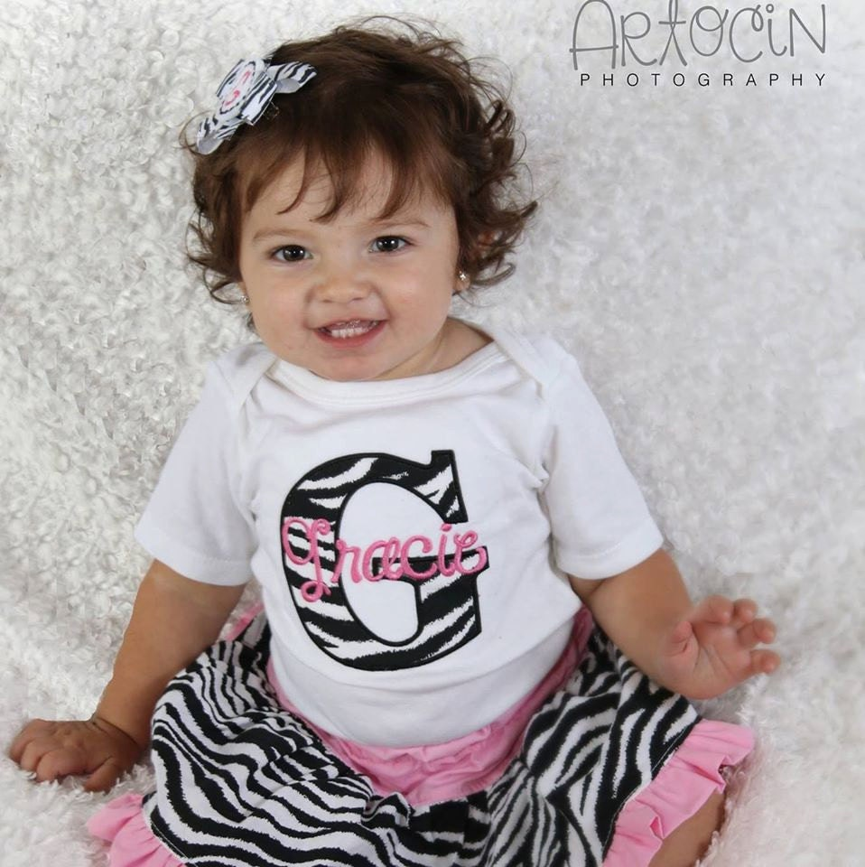Baby Clothes Personalized Baby Girl Clothes Newborn by