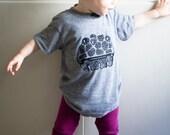Blackberry Basket Kids Tri-Blend Tee