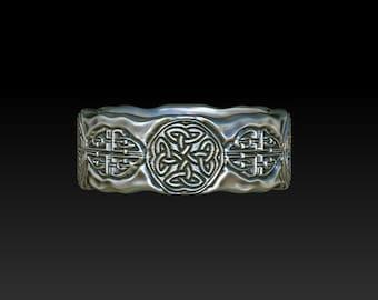 wedding ring celtic ring   celtic band    celtic wedding ring   wedding band