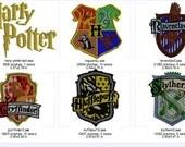 Harry Potter/Gryffindor/Hogwarts etc. Patch