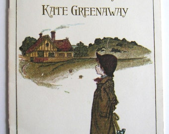 Mother Goose, Illustrated by Kate Greenaway. Spring,Easter,Children's Books. FREE Shipping