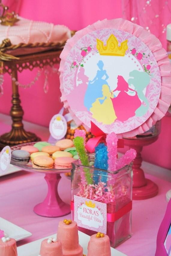 Disney Princess Wedding Centerpieces Ialovenifo