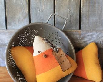 Primitive Candy Corn Fall & Halloween Decor