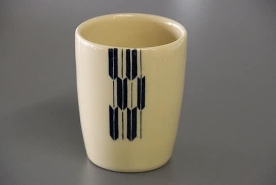 Small Ceramic Mug Mug Without Handles By